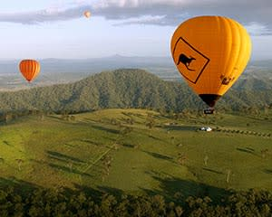 Hot Air Balloon Ride, 60 Minutes - Atherton Tablelands, Departs Cairns