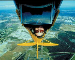 Tiger Moth Scenic Flight with optional Aerobatics, 45 Minutes - Perth