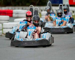 Go Kart Racing Brisbane 4 Sessions