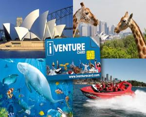 Australia Five Attractions Pass