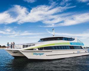 Rottnest Island Same Day Return Ferry - Hillarys Boat Harbour, Perth