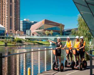 Riverbank Segway Tour, 60 Minutes - Adelaide