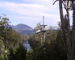 Huon Valley Scenic Day Tour with Light Lunch - Departs Hobart