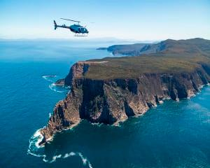 Tasman Island Scenic Helicopter Flight For 2, 30 Minutes - Port Arthur