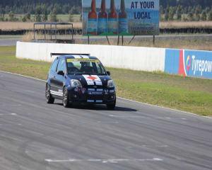 Fiesta Racecar Drive Experience at Symmons Plains, 5 Laps - Launceston