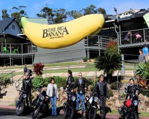North Coast Motorbike Tour with Coffee, Half Day - Coffs Harbour