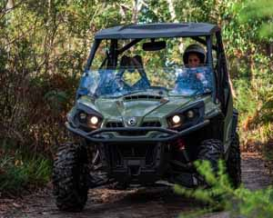 4x4 ATV Adventure Tour, 2 Hours - Tasman National Park