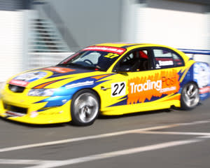 V8 Drive & Hot Laps Fast Pass, 9 Lap Combo - Eastern Creek, Sydney