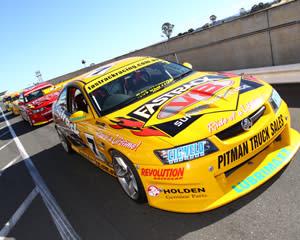 Fast Pass - V8 Drive & Hot Laps (FRONT SEAT!), 9 Lap Combo - Sandown Raceway, Melbourne