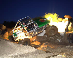 Extreme Monster 4X4 Comp Drive, NIGHT SESSION - HALF PRICE FRIDAY - Avalon Raceway