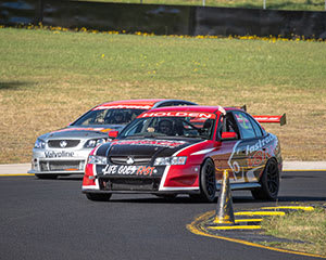 V8 Drive & Hot Laps (FRONT SEAT EXCLUSIVE!), 11 Lap Combo - Barbagallo, Perth
