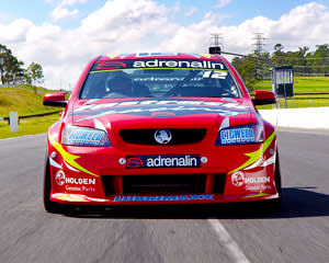 V8 Race Car 8 Lap Drive - Sandown Raceway, Melbourne