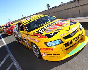 V8 Race Car 8 Lap Drive - Mallala, Adelaide