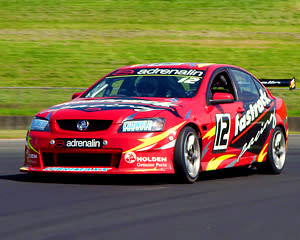 V8 Race Car 8 Lap Drive - Eastern Creek, Sydney