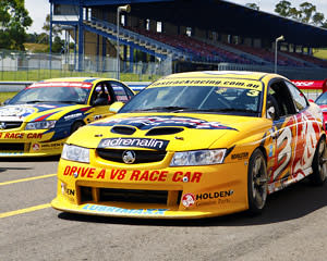 V8 Race Car 8 Lap Drive - Launceston, Tasmania
