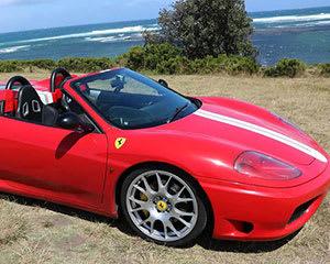 Ferrari Drive Yarra Valley - 60 Minutes
