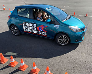Junior Driver Experience - Sandown International Raceway, Melbourne