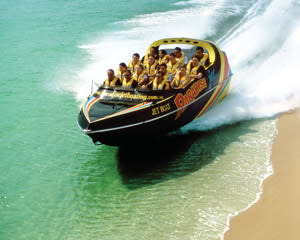 Jet Boating 1hr - Surfers Paradise - LAST MINUTE SPECIAL