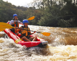 Whitewater Kayaking, 3 Hours - Yarra River, Melbourne - LAST MINUTE SPECIAL