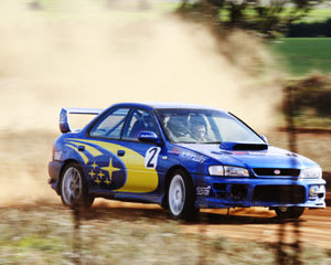 Rally Driving, 8-lap Turbo Drive PLUS 1 HOT LAP  - Melbourne - LAST MINUTE SPECIAL