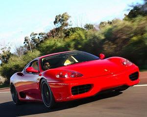 Ferrari Drive Mornington Peninsula - 30 Minutes - LAST MINUTE SPECIAL