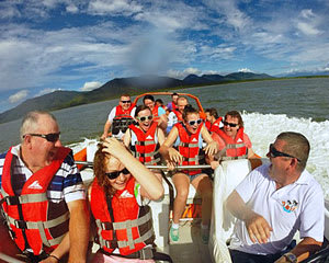 Jet Boat Ride Cairns, 35 Minutes - LAST MINUTE DEAL