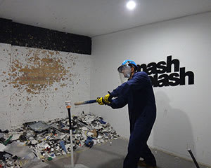 Smash Room Experience For 2 - Melbourne