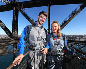 Sampler Sydney Harbour Bridge Climb - Daytime