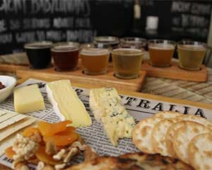 Beer and Cheese Tasting, Sydney - For 2