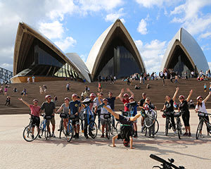 Classic Sydney Bike Tour - 4 Hours