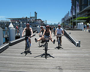 Best of Sydney Highlights Bike Tour