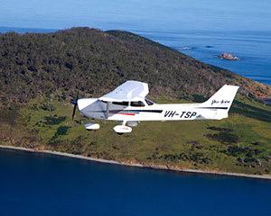 Hands-on Trial Instructional Flight, 30 minutes - Hobart