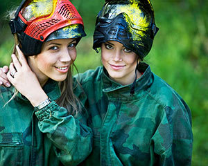 Paintball Skirmish Package, 200 Paintballs - Melbourne