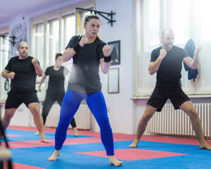 Private Self Defence Skills Class, Brisbane