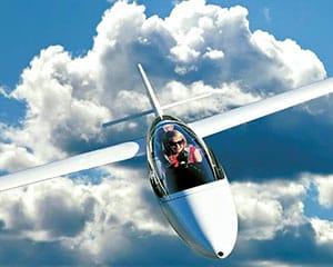 Glider Flight Over Melbourne - 30 Minutes
