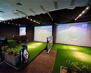 Golf Simulator, Melbourne - 18 Holes at International Golf Courses