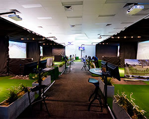 TrackMan Golf Simulator, Melbourne - 3 Pro Lessons and 3 Practice Sessions