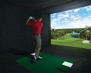 Indoor PGA Pro Golf Lesson, Sydney - Round of 18 Holes
