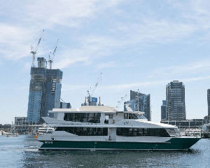 Yarra River Cruise with High Tea, Melbourne