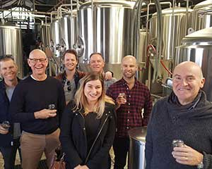 Evening Brewery Tour with Pub Dinner Voucher, Sydney