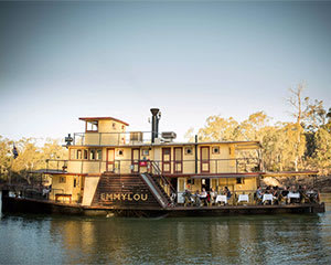Murray River Cruise and Golf Experience, 2 Nights - For 2