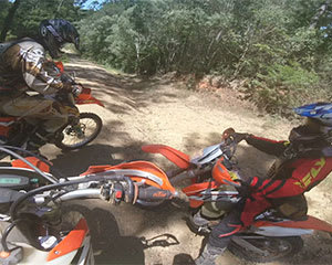 Dirt Bike Rental Package, Queensland Moto Park - Full Day