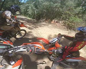 Dirt Bike Rental Package, Queensland Moto Park - Full Day