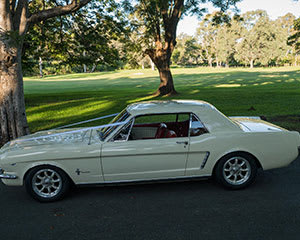 Mustang Cruise with Wine Tasting at Sirromet - For 2