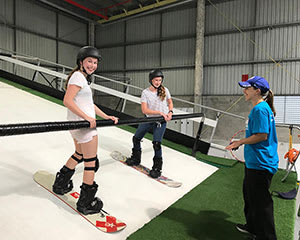 Private Indoor Ski or Snowboard Lesson, Brisbane - 60 Minutes