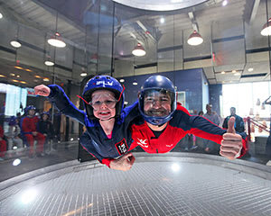iFLY Brisbane Indoor Skydiving - 2 Flights - Weekend