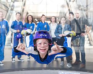 iFLY Brisbane Indoor Skydiving - 3 Flights - Weekend