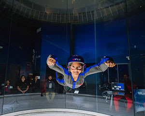 iFLY Brisbane Indoor Skydiving - 4 Flights - Midweek