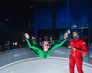 iFLY Brisbane Indoor Skydiving - 5 Flights - Midweek