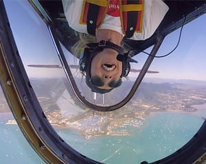 Aerobatic Flight Experience (Gentle 15 Minute Flight) - Airlie Beach, Whitsunday Coast - For 2
